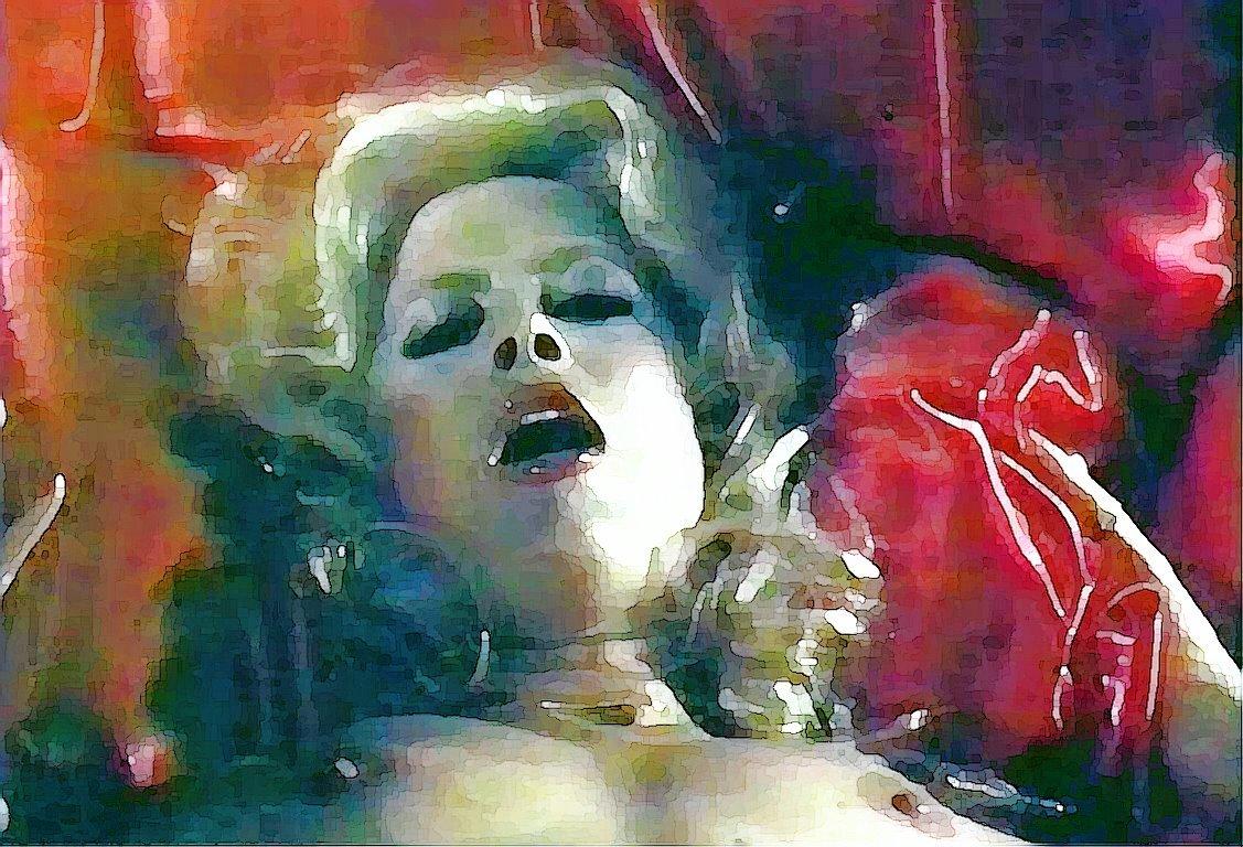 Cheri Caffaro Unomachi Topless Breasts